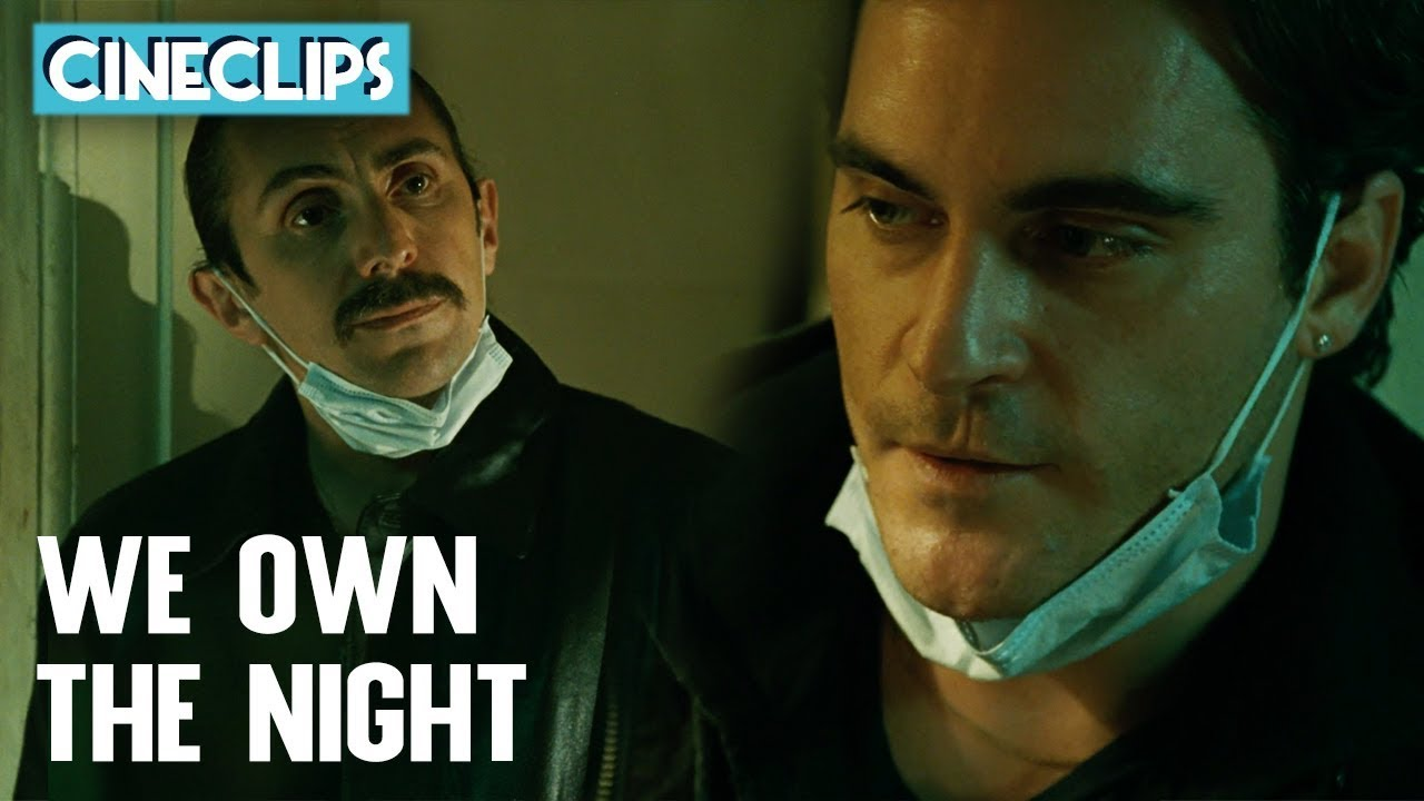 Download Drug Dealer Finds Out Bobby's Wearing A Wire (FULL SCENE)   We Own The Night   CineClips