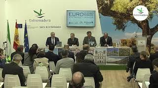EUROCIUDAD ELVAS-BADAJOZ - #ExtremaduraEnFitur