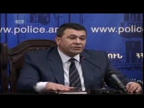 Www.police.am - 02 Armenian Police TV Program - 29.03.2012