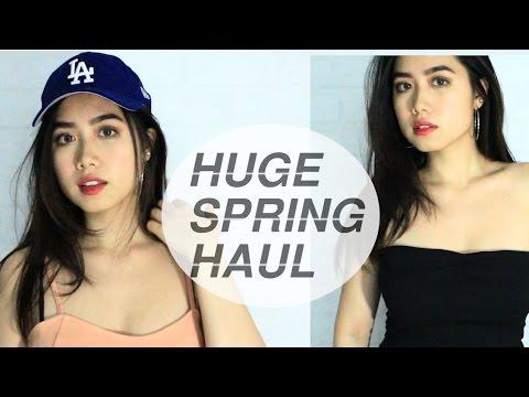 February Haul | Mina Sắm gì? Try-On Clothing Haul / Shein, Missguided, Levi