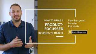 Bringing a product-focussed business to market | Rhinohide founder, Marc Berryman