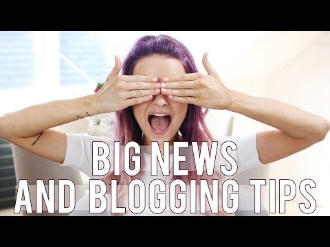 EXCITING NEWS   Inthefrow