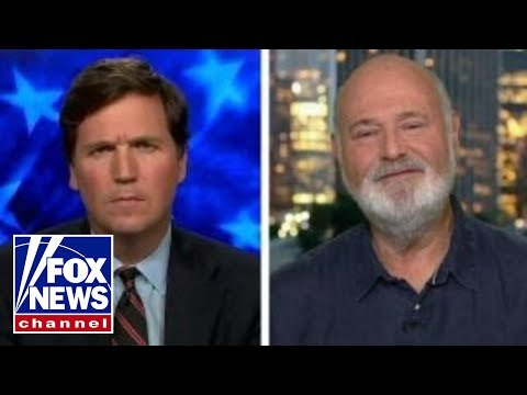 Tucker vs Rob Reiner