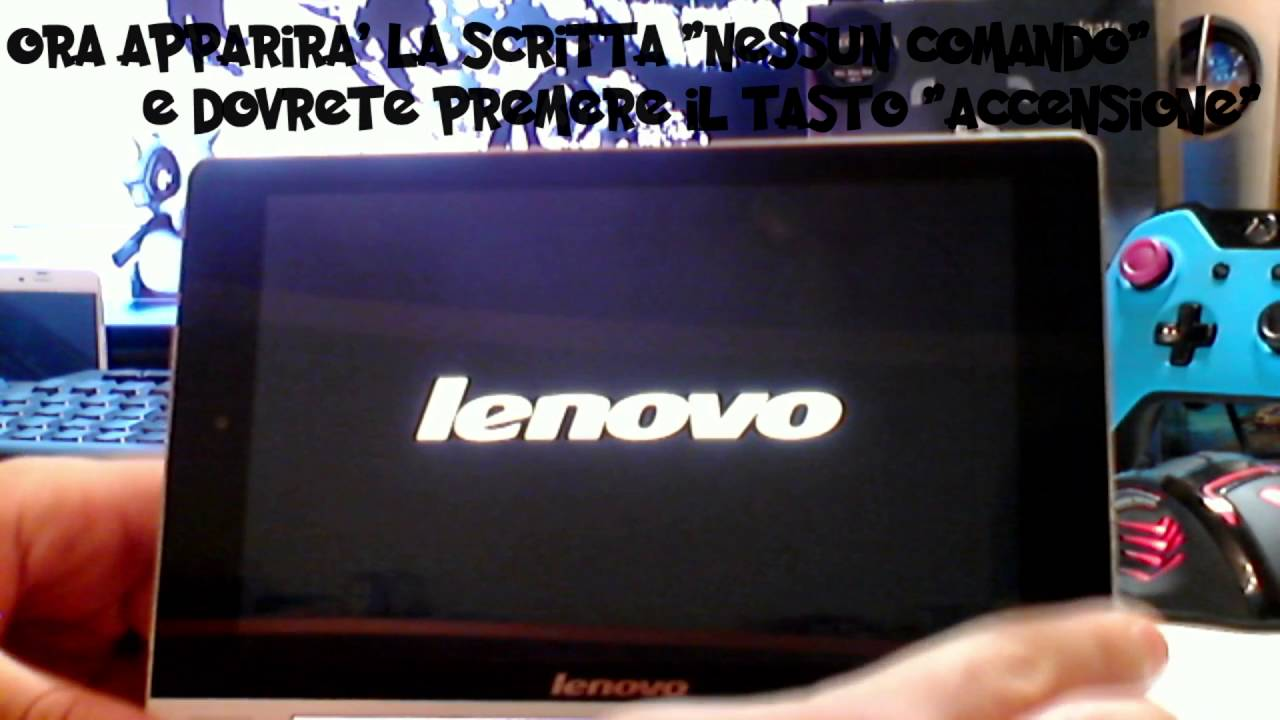 Hi Tech Hard Reset Lenovo Yoga Tablet Youtube Tas Original