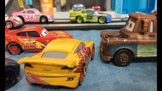 Cars 3 McQueen and Friends Adventures - I know, I know!
