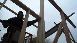 1709-15 Simpson (carpentry Framing, Clerestory) 11.10.10.wmv