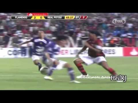 Ronaldinho ● Ultimate Skills ● CR Flamengo