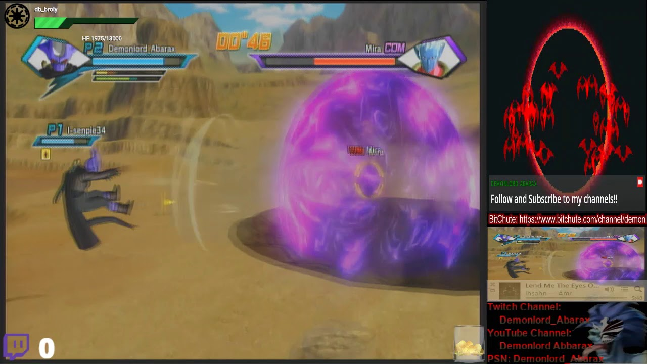 [PS3] Dragonball XenoVerse - {Brand New Char. Multiplayer #37}
