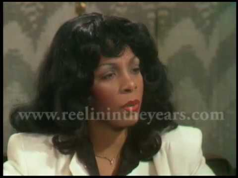 Donna Summer Interview 1978- Rona Barrett [Reelin' In The Years Archives]
