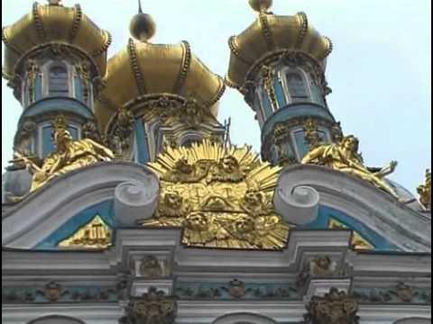 Царские резиденции: Пушкин