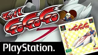 SPEED RACER / MACH GO GO GO [マッハGoGoGo]  S-Track gameplay Playstation PS1 PSX