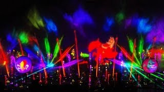 World Premiere of World of Color at Disney California Adventure