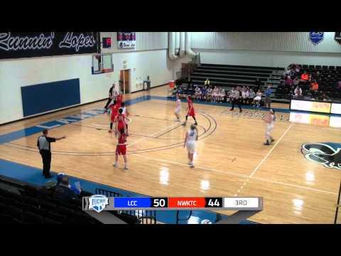 Northwest Kansas Technical College vs. Lamar Community College (Women's Basketball)