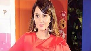 Did Minissha Lamba leave the serial Internet Wala Love?