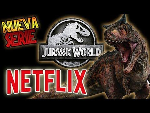 Serie Jurassic World en Netflix!! Toda la Información y Teorías