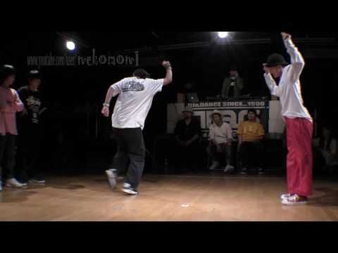 エンジェライズ(Ringo Winbee & Rio) Vs G-FLOW(ソラキ TO-Y) FINAL KIDS / WDC 2016 KANTO 2on2 DANCE BATTLE