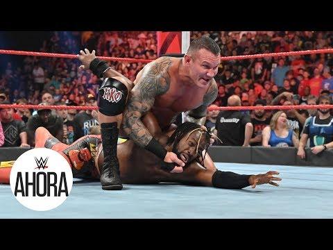 ¿Castigará Kofi Kingston a Randy Orton?: WWE Ahora, Agosto 20, 2019