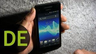 Sony Xperia V: Kurvenreiche LTE-Schönheit