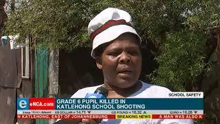 Grade 6 pupil killed in Katlehong shooting
