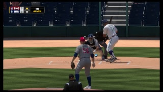 Arejay0011 Livestream - MLB 18 The Show - Road to the Show #1 ( no commentary )