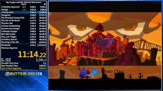 Sly Cooper Any% Speedrun - 1:07:23
