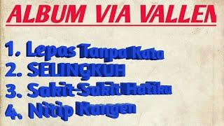 Via Vallen - 4 lagu dangdut enak di dengar