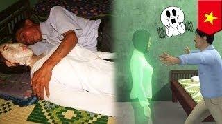 Вьетнамец 11 лет спал рядом с мёртвой женой