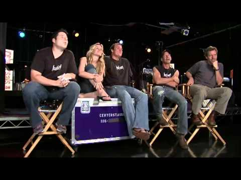Band From TV w Hugh Laurie, James Denton, Greg Grunberg, Bonnie Somerville and Bob Guiney