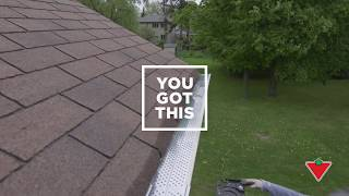 Home Screen By Gutter Protection Services