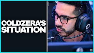 How Coldzera was BENĊHED from FaZe - CSGO