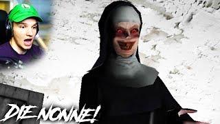 IST SIE GRUSELIGER ALS GRANNY ?? .. ICH DENKE SCHON !! | The Nun