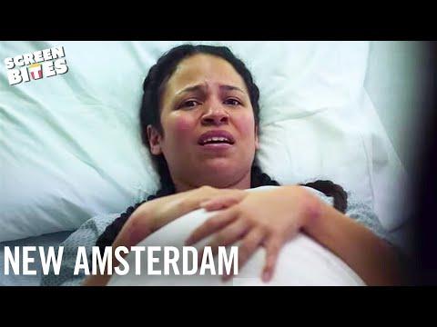 A Pregnant Prisoner Refuses To Give Birth   New Amsterdam   SceneScreen