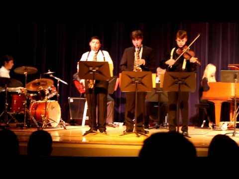 Norwell High School concert 2 16 12