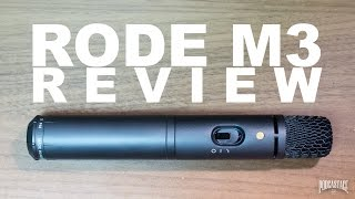 Rode M3 Condenser Mic Review