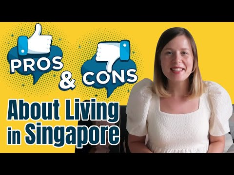 Pros and Cons of Living in Singapore: My Opinion