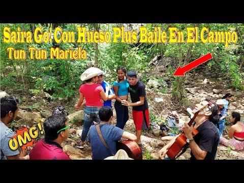 9- Un Bonito Baile En El Campo Saira Hueso Tun Tun Mariela - Convivio Con El Salvador Go Parte 9