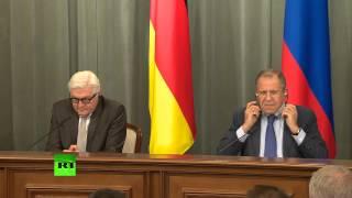 «Вас скоро и в Германии не будут транслировать»: Сергей Лавров подшутил над RT
