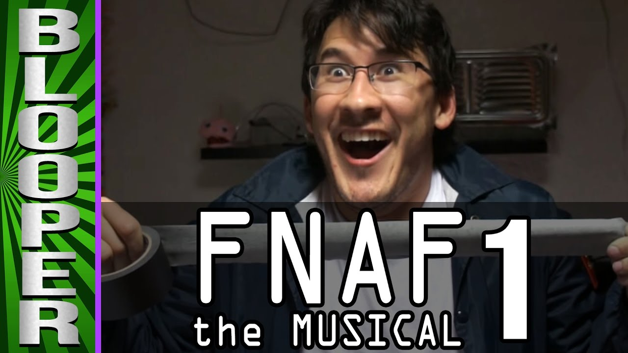 All FNAF The Musical Bloopers - Youtube Multiplier