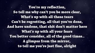 Jhene Aiko - Mirrors (Lyrics)