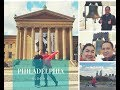 Vlog # 4 - Side trip to Philadelphia from NY - Is it worth it?