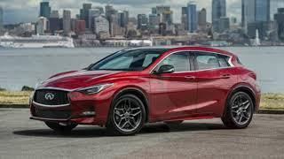 INFINITI QX30 2018 Car Review
