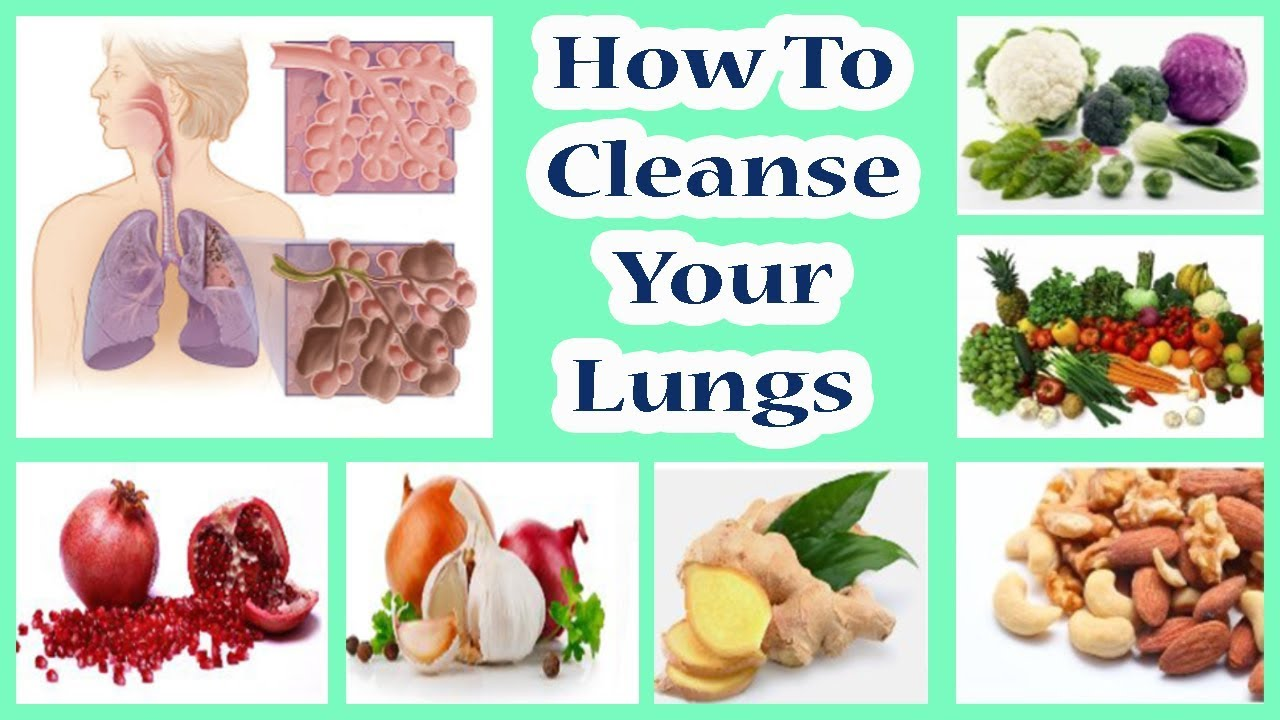9Natural Ways toCleanse Your Lungs images