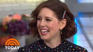 Vanessa Bayer Talks About Gift Of Life And Life After 'SNL'   TODAY