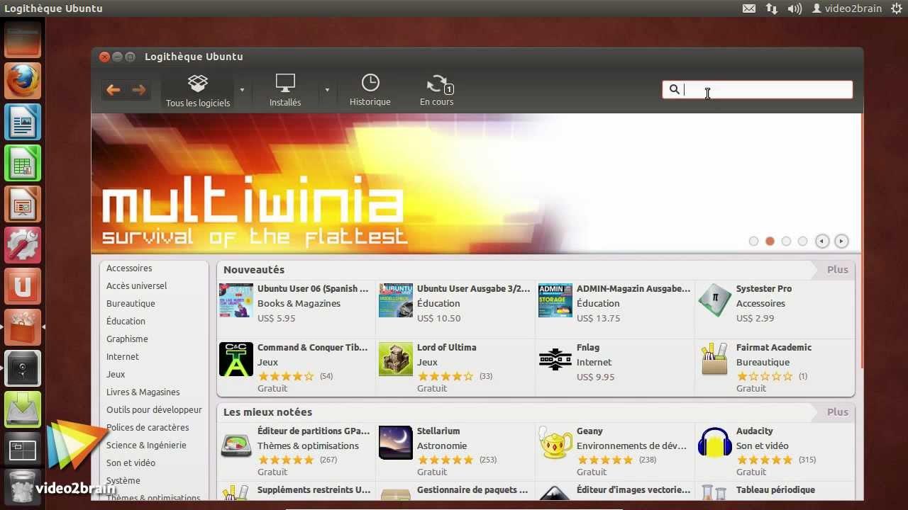 romstation pour ubuntu
