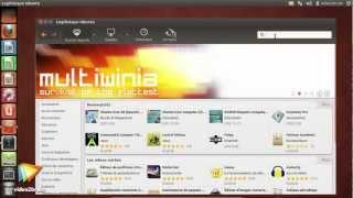 Ubuntu Linux : Installation des logiciels Windows avec Wine