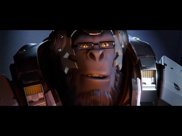 Overwatch - Crispin Freeman on Voice Acting