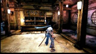 15 min z Afro Samurai - PS3 Gameplay by maxim