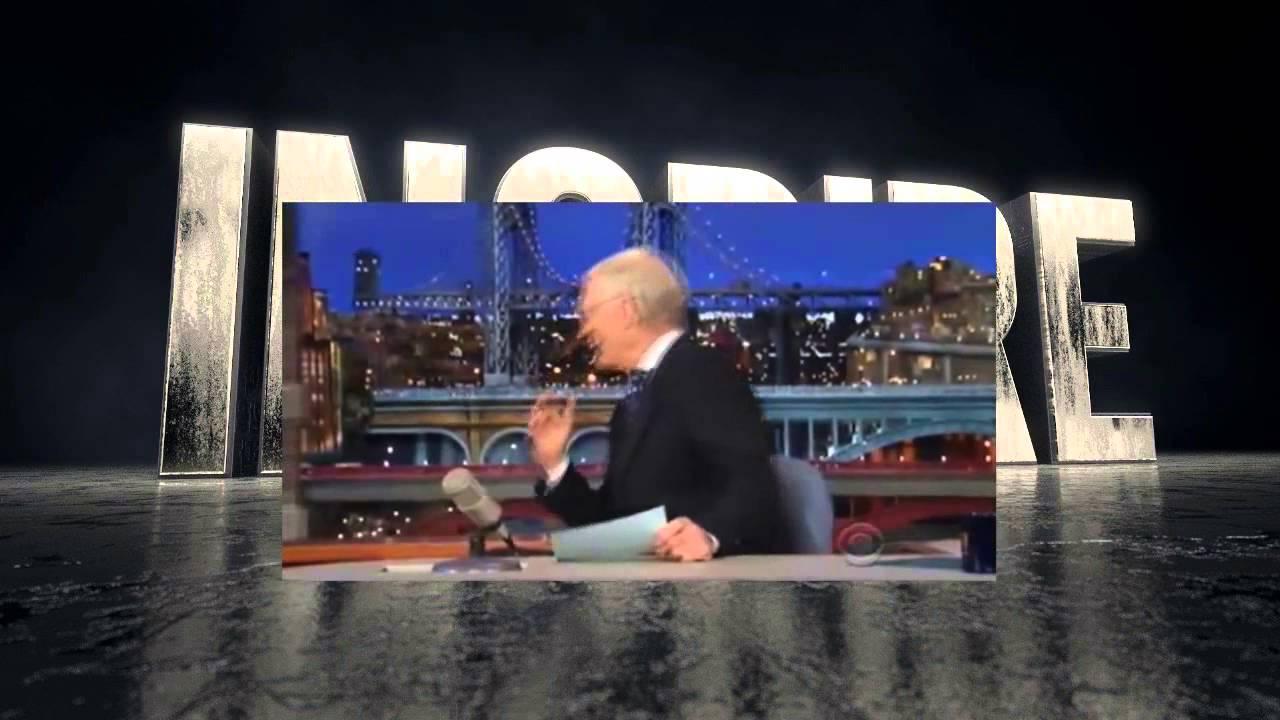 David Letterman Last Show   Must See Full Show