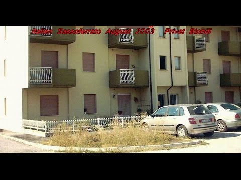 PDVideo 108 Italien Sassoferrato Aug 2003