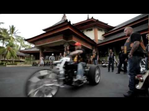 BANDIDOS INDONESIA BALI BIKE WEEK 2011 JOURNEY JKT-BALI